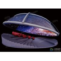 Quality Dynamic Dome Movie Theater For Major Scenic Spots / Museums / Planetariums for sale