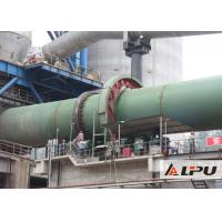 Quality Metallurgical And Chemical Rotating Kiln For Poor Iron Ore Magnetization Calcination for sale