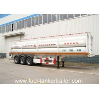 Quality 8 Cylinder CNG Tank Trailer for Transporting Compressed Natural Gas for sale