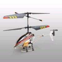 Buy cheap 3-CH Infrared Alloy Helicopter (GF8824) from wholesalers