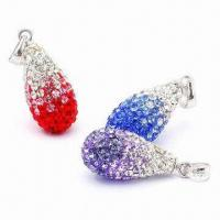 Quality Crystal Pendants, Customized Sizes Available for sale