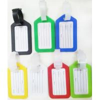 Quality Travel Luggage Tags- Carry on Luggage I.D. Tags for sale