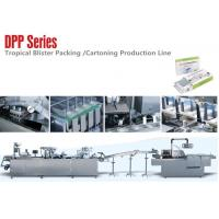 China High Sealed Tropical Blister Packing Line for Generic Medical Blister Packaging on sale