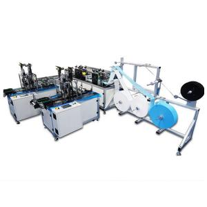 Quality Surgical Medical 3.5KW 50pcs/Min Mask Manufacturing Machine for sale