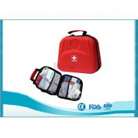 China Waterproof Portable Outdoor Car Collapsible High Capacity First Aid Kit Bag For Emergency Treatment In Travel Or Camping on sale