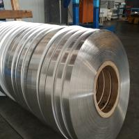 Quality Mill Finished 5754 5052 Aluminium Strip Roll For Cable , Thin Aluminium Strip for sale