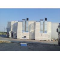 Quality 15 Meters Industrial Truck Spray Paint Booth Energy Saving 15X5X5 M Internal Size for sale