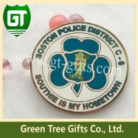 Quality High quality Hard enamel challenge coin with smooth surface and small moq for sale