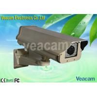 Quality Vandalproof Steel Glass CCTV Accessories Housing with Built - in Heater and Fan  for sale