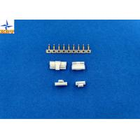 Quality White 1.00mm Circuit Wire Connectors Housing With PA66 Materials for sale