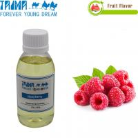Quality PG VG Mixed High Cncentrated Raspberry Liquid Flavor Concentrate E-liquid for sale