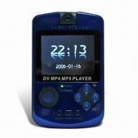 Quality MP4 Player with Rotating Camera, 8GB Memory and 2.4-inch TFT Display for sale