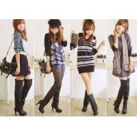 China New Arrival Plus Size Long Riding Boots on sale