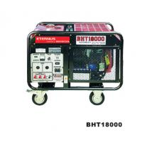 Quality 50HZ Double Cylinder Small Gasoline Powered Generator KOLER for sale