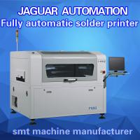 Buy cheap F850 High Precision Automatic Solder Paste Printer from wholesalers