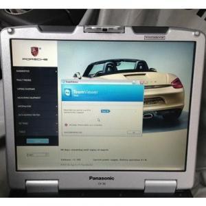 Quality PIWIS 2 Auto Porsche PIWIS Tester II Piwis 2 Software Lifelong Unlock Version for sale
