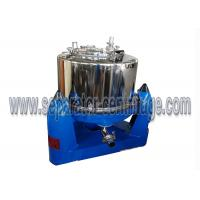Quality 3 Column PTDM Manual Food Centrifuge / Filtrating Equipment with Intermittent Operation for sale