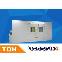 Quality Battery Salt Spray Test Chamber for Lithium Lon Storage Battery Tester  L1700mm×W1400mm×H500mm for sale