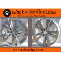 Quality 19inch 20inch Mercedes Benz Wheel Hyper Silver Aluminum Alloy Wheels For E300 E350 for sale