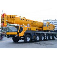 Quality Durable 160Ton Hydraulic Mobile Crane , All Terrian Crane QAY160 for sale