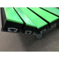 Buy cheap 1300 mm length high wear resisting impact bar for belt conveyor system from wholesalers