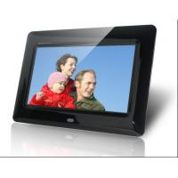 Quality Wireless HD 7 inch Photo Digital Frame , Electrical Photo Frame with SD Slot / USB Host for sale