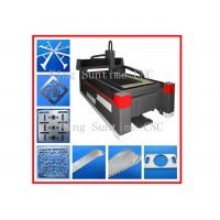 Quality ectrical Appliances Fiber Laser Cutting Machine Compatible Software CAD / CAM for sale