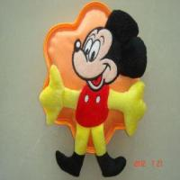 China Plush Flower Mickey Mouse Electric Hand Warmer on sale