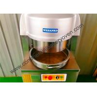 Quality Semi Auto Bakery Cooking Equipment , Electric Bakery Equipment Machine for sale