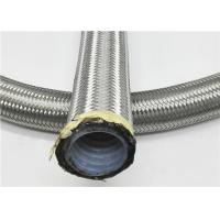 Quality 1 Inch Convoluted  Hose / PTFE Braided Hose With Stainless Steel Over for sale