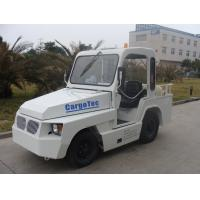 Quality 25 KN Draw Bar Pull Baggage Towing Tractor Automatic / Manual Transmission for sale