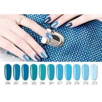 Quality 12ml 15ml UV LED Gel Nail Polish Bright Color Full Nature Resin Material for sale