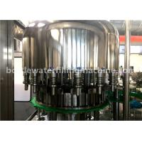Buy cheap High Speed 5 L Automatic Bottle Filling Machine Water Filling And Packing Plant from wholesalers