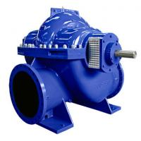 Quality High Head Double Suction Industrial Centrifugal Pumps Single Stage Split Case for sale