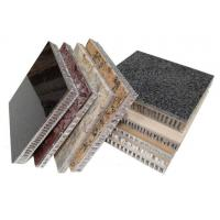 Quality honeycomb stone panes for exterior wall cladding,stone honeycomb panels for wall,lightweight stone panels for walls for sale
