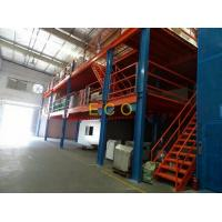 Quality Mezzanine Floor Warehouse Storage Racks for sale