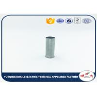 Quality Easy Entry Non Insulated Pin wire end terminals Household Electrical for sale
