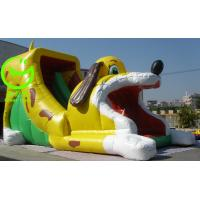 China 2016 hot sell  inflatable dog slide with 24months warranty GT-SAR-1602 on sale