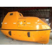 Quality Single hook rescue boat SOLAS approval for sale