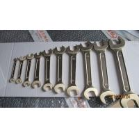 Buy Non-sparking Wrench Double Open Set a variety of woolly safety manual tools at wholesale prices