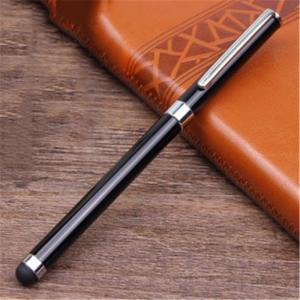 Quality Black ball point pen custom logo for sale