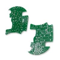 Quality Special Shape Two Layers Rigid PCB for sale