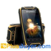 China Comet - Rugged Android Phone (3.5 Inch, 1GHz CPU, GPS, Waterproof, Dustproof, Shockproof) on sale