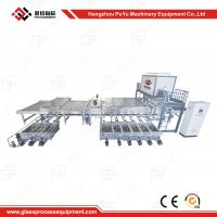Quality Solar Panel Manufacturing Equipment Solar Glass Production Line 3-8 mm Glass Thickness for sale
