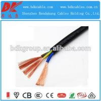 Quality 300/500V NYM-O House Wiring Lighting Cable for sale
