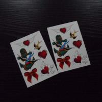 Quality Flower temporary tattoo for sale