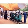 Buy cheap Brushless DC Cummins Diesel Generators , 48KW / 60KVA from wholesalers