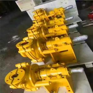 Quality Horizontal mining high abrasive and anti-corrosive bentonite slurry pump for sale
