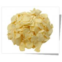 Quality dehydrated garlic flakes for sale
