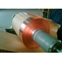 China HTE RA Rolled Annealed Copper Foil For PCB CCL 76 Mm / 152 Mm Roll ID on sale